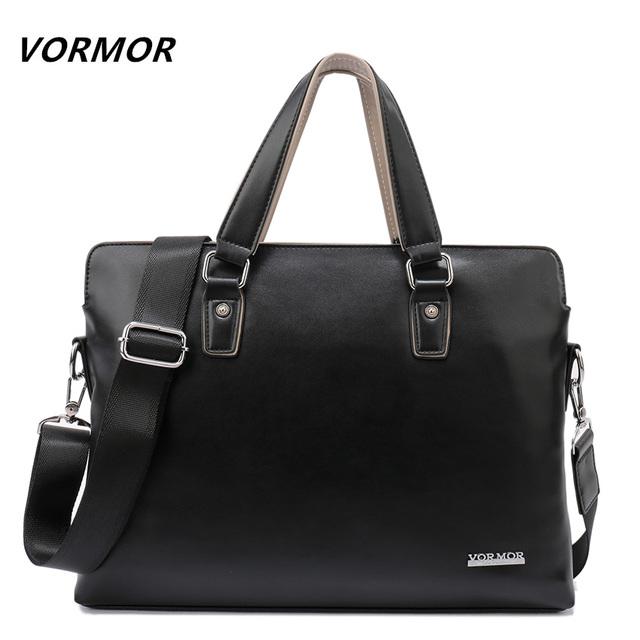 Vormor 2017 nueva bolsa de mensajero de los hombres promoción grande hombre bolsa de mensajero de los hombres bolsa de hombro informal maletín