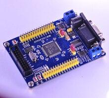 Placa de sistema mínimo placa de desenvolvimento PODE RS485 STM32F103VET6 STM32 ARM MCU aprendizagem