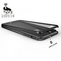 Case For LG K10 K7 K5 Soft Silicon PC Hard Armor Anti Knock Iron Man Case