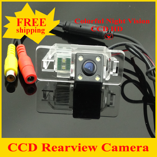 Special CCD Color Car Back Up Rear View Reverse Parking Camera for BMW E46 E39 BMW X3 X5 X6 E60 E61 E62 E90 E91 E92 E53 E70 E71
