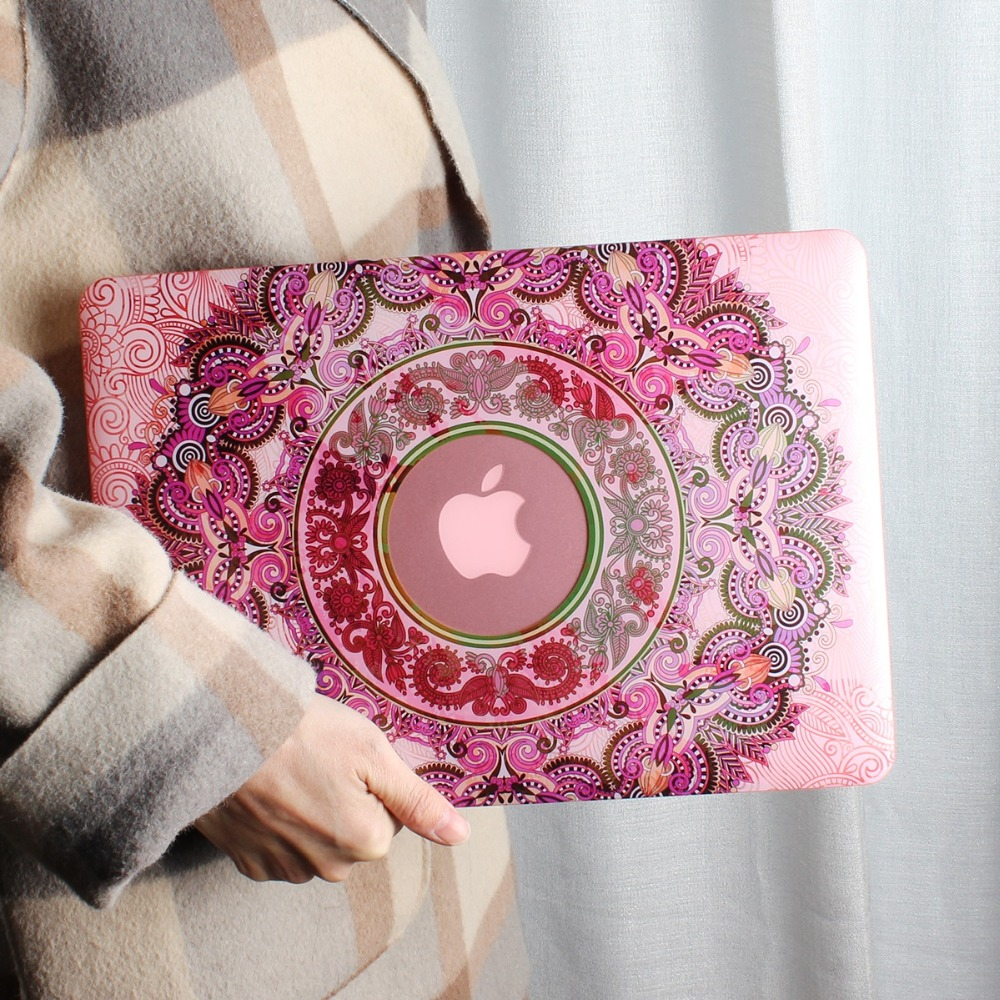 Mandala Print Case for MacBook 67