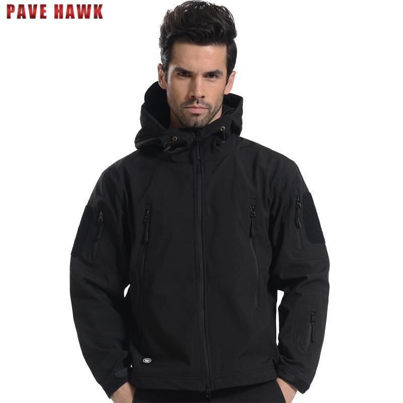 Men Jacket Fleece soft shell Military tactical windbreaker outdoor Sports ski women coat plus size waterproof trekking hiking