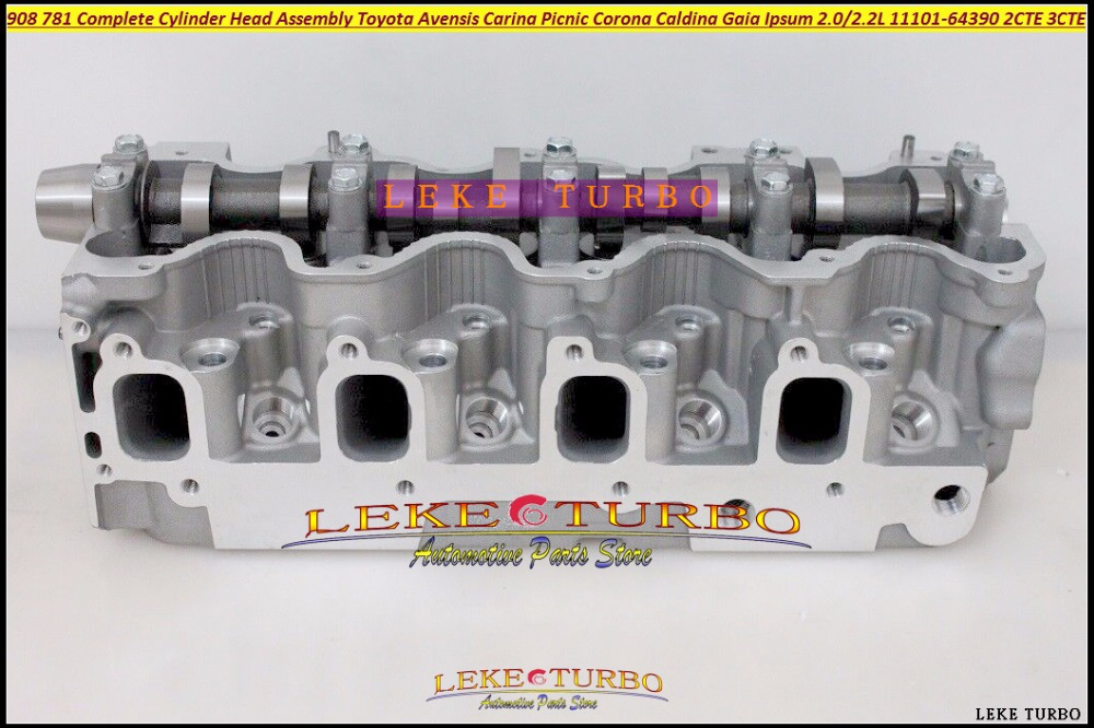 Auto Replacement Parts Back To Search Resultsautomobiles & Motorcycles Complete 2c 3c 3c-te 2c-t 2ct 2c-te Cylinder Head For Toyota Avensis Carina Picnic Corona Caldina Gaia Ipsum 1975cc 2.0d