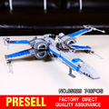 740PCS NEW LEPIN 05029 Star Wars Rebel X-wing fighter KIDS TOY Building blocks assembled Compatible  toys 75149