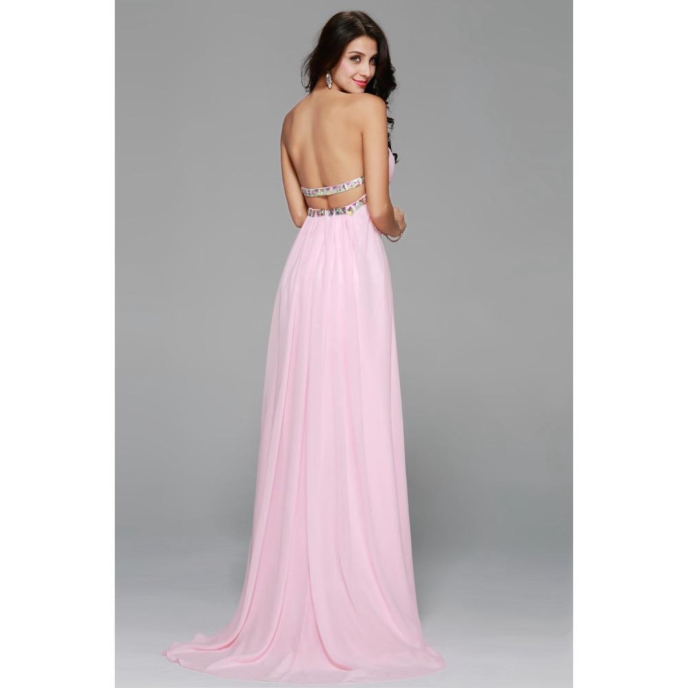 Hermosa Vestido Sin Tirantes Del Baile Novia Regalo - Colección de ...