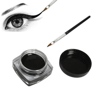 Αδιάβροχο eyeliner σε μορφή κρέμας black.