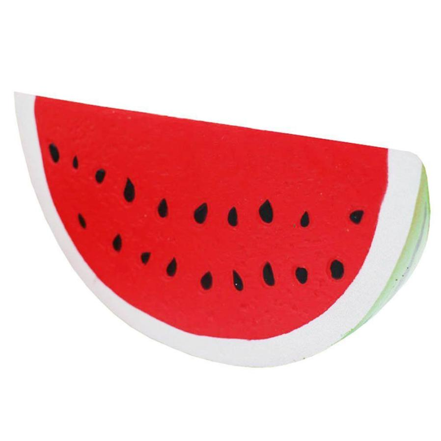 funny gadgets Antistress interesting Jumbo Slow Rising Squishies Toys Scented Squeeze watermelon Stress Relief Toy oyuncak #122