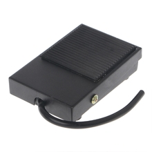 цена на AC 250V 10A Heavy Duty Metal Momentary Electric Power Antislip Foot Pedal Switch WF4458037