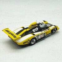 Ле Ман миниатюры Renault Alpine A442 #2 1978 #7 #8 1977 спортивный автомобиль 1/32