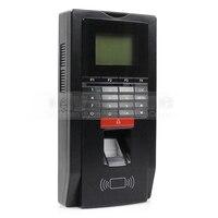 Diysecur отпечатков пальцев Контроллер доступа и посещаемости TCP IP с RFID ID Card Reader + USB