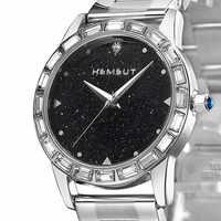 ผู้หญิงใหม่นาฬิกาแฟชั่นนาฬิกาสุภาพสตรีนาฬิกาแบรนด์หรู Starry Sky Rose Gold นาฬิกาข้อมือของขวัญสำหรับสตรี