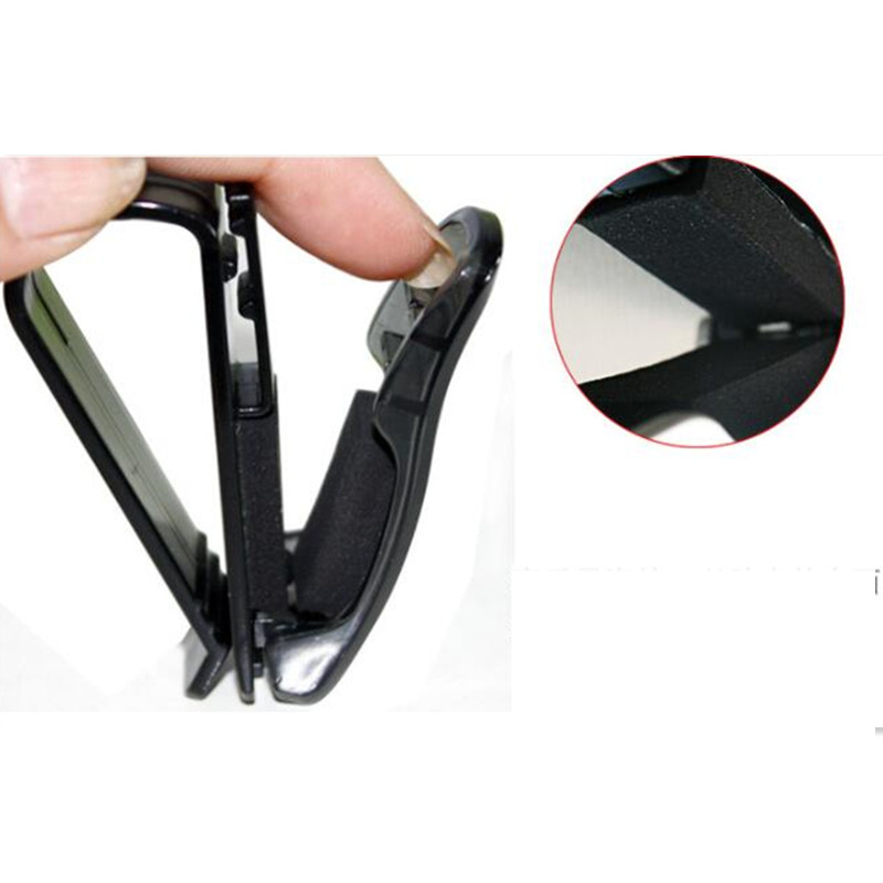Bilhete De Cartão óculos clipe Auto Prendedor para mercedes mazda 3 4 opel renault toyota golf passat b5 golf 7 para skoda ford focus 3
