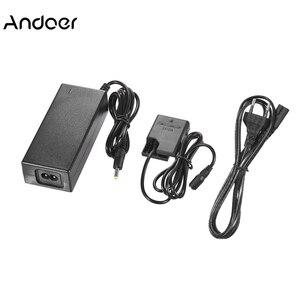Image 1 - Andoer EH 5A Artı EP 5A AC Güç Adaptörü DC Çoğaltıcı kamera şarj aleti için EN EL14 Nikon DSLR kamera şarj aleti Değiştirme