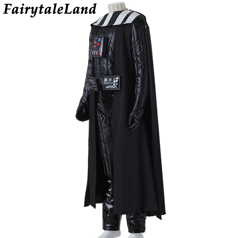 2017 newest Halloween party cosplay costumes Darth Vader costume Star Wars Darth Vader Costume adult