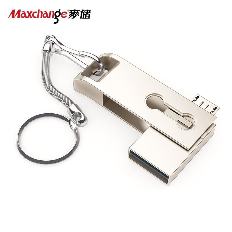Maxchange Fast Speed USB Flash Drive 16G USB 3 0 Memory Stick U font b Disk