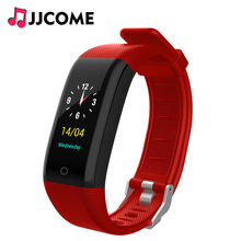 Smart Bracelet Waterproof ip68 Color Screen Blood Pressure Fitness Tracker Heart Rate Monitor Smart Band Sport for Android IOS 2018 p3 smart wristband bracelet color screen blood pressure fitness tracker heart rate monitor smart band sport for android ios