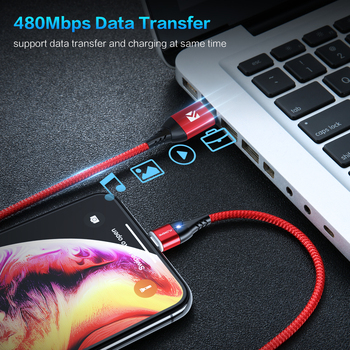 Magnetic Cable Micro USB 5