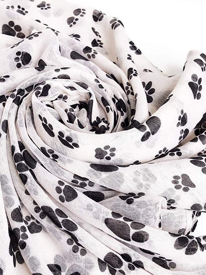 Νέο Animal Paw εκτυπώνει Off Λευκό άνοιξη & - Αξεσουάρ ένδυσης - Φωτογραφία 6
