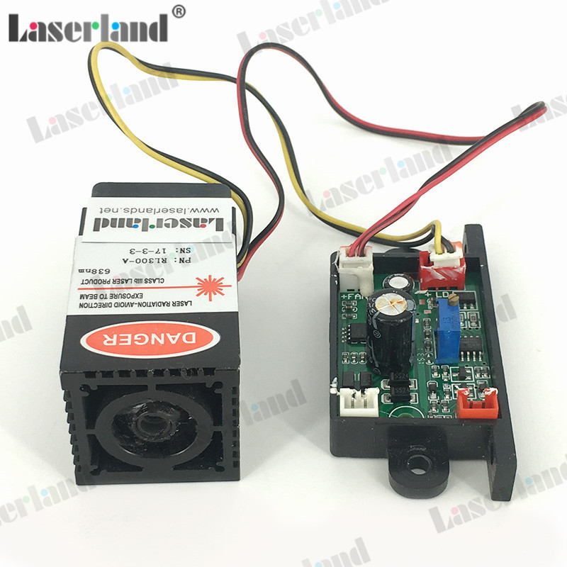 500mW 637nm 638nm Orange Red Laser Diode Module TTL ANALOG Lighting Show 12V DC горшок кашпо лозанна d 50 см 40л с под белый