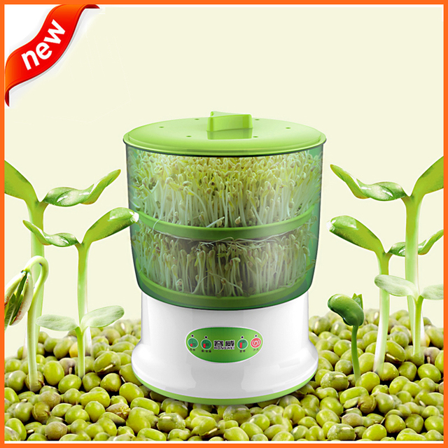 Bean sprout machine 220v intelligence home use large capacity bean sprout machine 220v intelligence home use large capacity automatic bean sprouts machine solutioingenieria Image collections