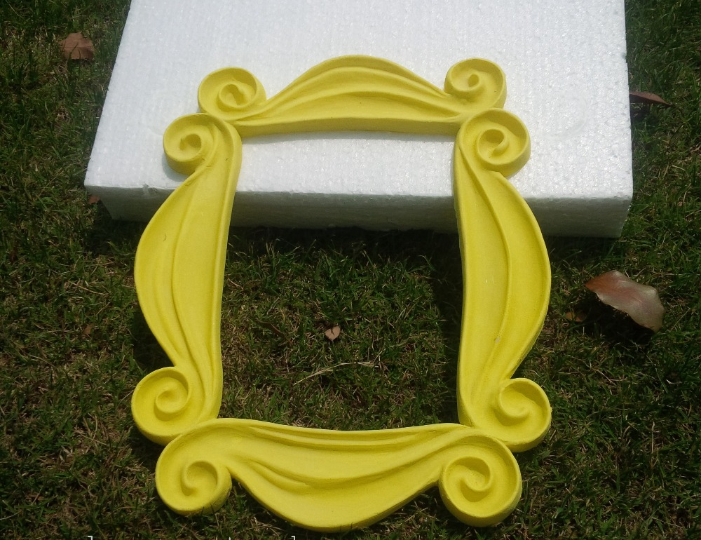 aliexpresscom buy new friends yellow peephole frame as seen on monicas door on friends tv show from reliable frame art suppliers on loveful store