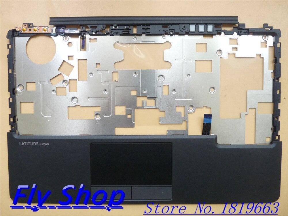 New/Original For Dell Latitude E7240 Upper Case Palmrest Cover & Touchpad -  AP0VM000520 dell latitude e7240