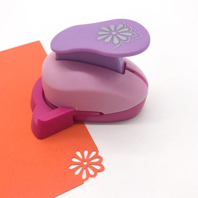 Colorful Scrapbooking Paper Corner Cutter