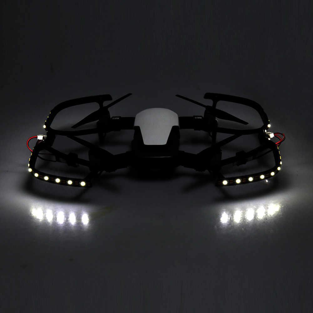 Ночная Летающая декоративная лампа ночной круиз Светодиодная лента для DJI Mavic Air 6J8 Прямая доставка