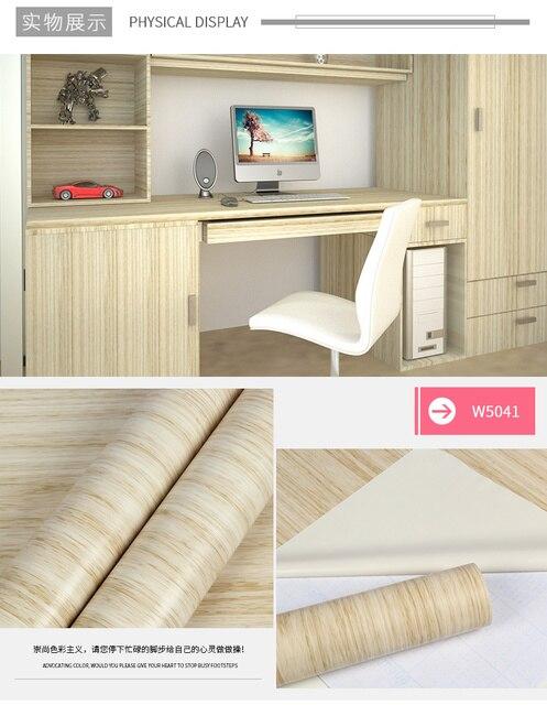 Nueva 5 m * 90 cm wallpaper adhesivo pegatinas armario muebles de ...