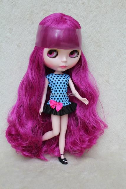 Blyth Doll BJD, Neo Blyth Doll Nude Customized Frosted