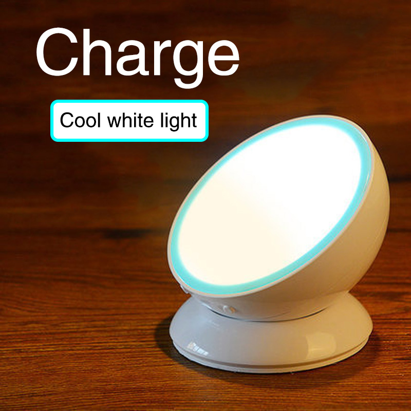 Motion Sensor Light USB Rechargeable Sensing Lights Cordless night light LED wireless for Hallway Bedroom Closet Stairs (13)
