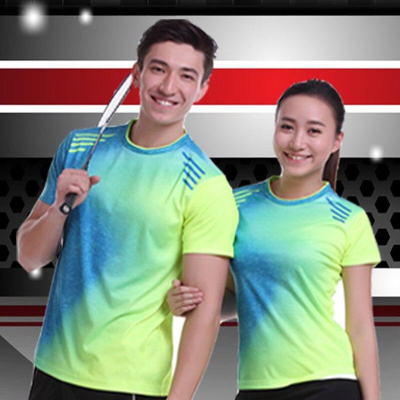 Women/Men tennisshirt , andro table tennis ,O-Neck T-Shirt Sportswear Quick Dry badminton shirt , ping pong Jersey tennis skorts