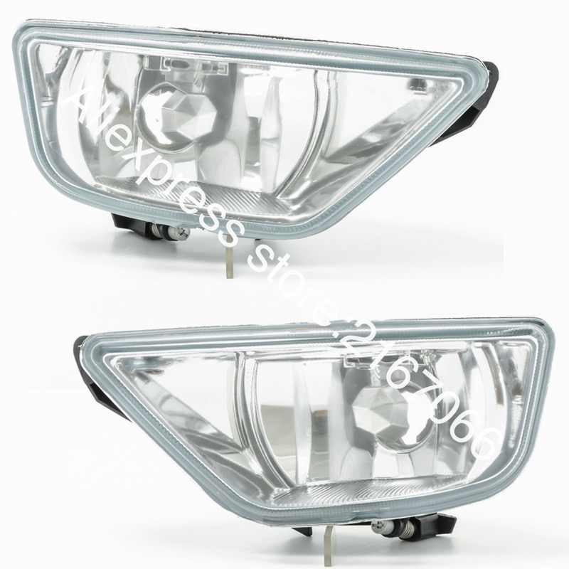 Accessories for Ford Focus 2001 2002 2003 2004 Clear Fog Lights Driving Lamps Left & Right Pair Set