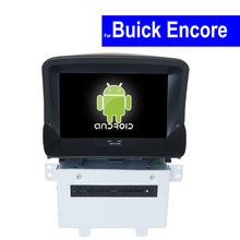 Android Headrest Car DVD Player for Buick Encore GPS Navigation Bluetooth TV 3G WIFI OBD AUX USB SD Touch Screen Car Autoradio