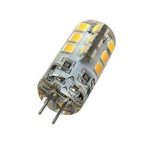 Ampoule led épis de maïs, 5 pièces, G4 1 W 24 110 LM, blanc chaud, DC 12 V, nouveau projecteur, lampe led