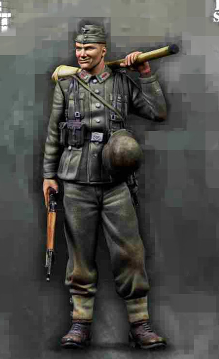 1:35 Anti-tank Fist German