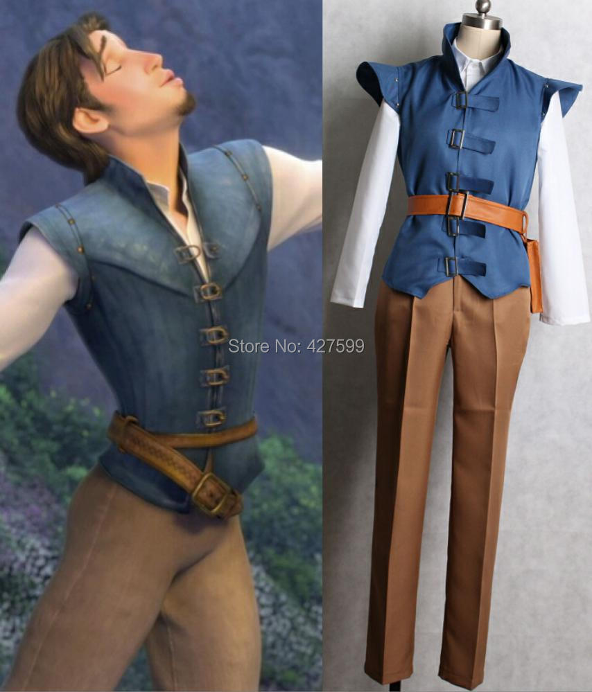 how to make a flynn rider costume