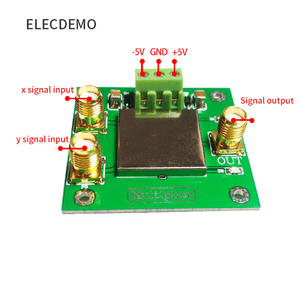 Image 3 - AD835 Analog Multiplier Module Signal Conditioning Phase Detection Four Quadrant Multiplier Frequency multiplier Active mixer