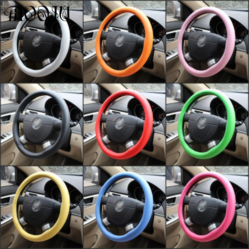 Green Country Auto >> New auto car accessories steering wheel cover black ...