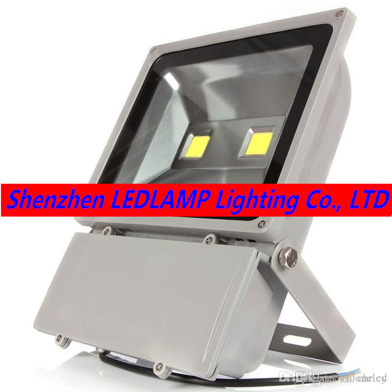 Free Shipping for 10pcs 100W LED Flood Light Floodlight Reflect Lighting Lamp AC85-265V warm white cold white free shipping 8pcs lot cold white warm white 100w led flood light outdoor floodlight garden lamp water proof floodlight