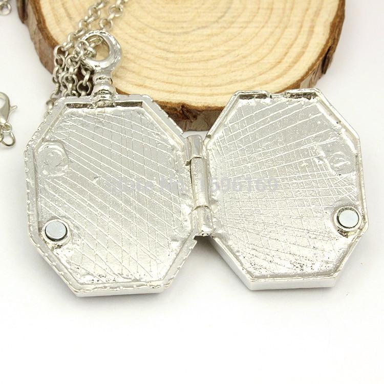 Европейский Американский фильм ювелирные изделия медальон-крестраж Шейное колье с подвеской ожерелье Макси ожерелье мужские ювелирные изделия подарки