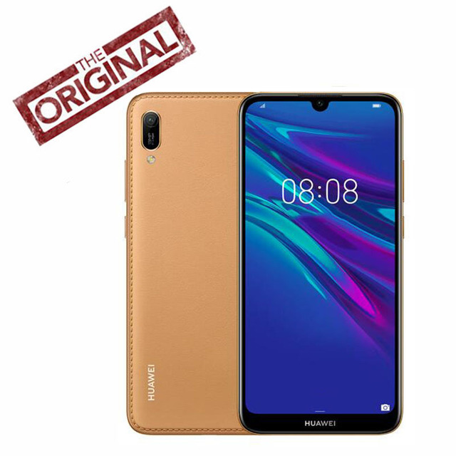 100% New Original HUAWEI Enjoy 9e Mobile Phone MT6765 Octa core 2.3GHz 3G RAM 64G ROM Android 9.0 OS 6.09 inch 1560*720P HD