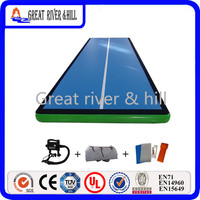 Cheap Price Inflatable Air Track Exercise Mat Inflatable Gymnastics Mats Play Ground Equipment 7m x2m x20cm