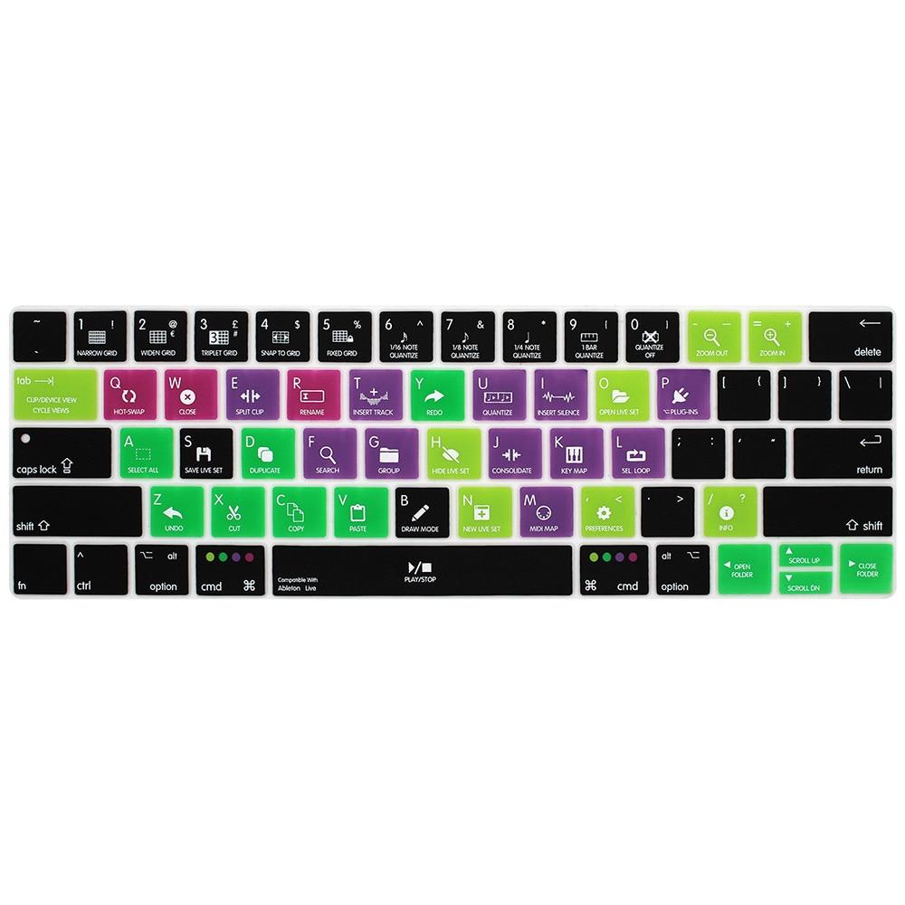 OMESHIN Keyboard Cover Skin For Macbook Silicone Keyboard Cover Macbook Air 13 Keyboard Skin For IMac Macbook Pro Air 13 C0611
