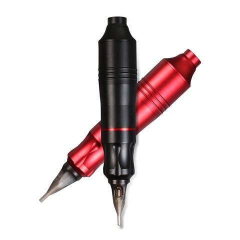 Poderosa tatuagem caneta m quina de tatuagem rotativa m quina de maquiagem permanente tatuagem armas