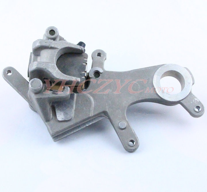 For HONDA CR125 2002-2007 CR250 2002-2007 Rear brake pump is equipped with a brake pads funeral for a friend your history is mine 2002 2009