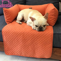 Winter Warm Dog Sofa Bed Cover For Pet Washable Dog Cat Pet House Mat Blanket Nonslip