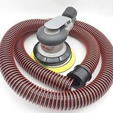 125MM selbstansaugende pneumatische schleifmaschine 5-Zoll-pneumatische exzentrische kreisschleifma