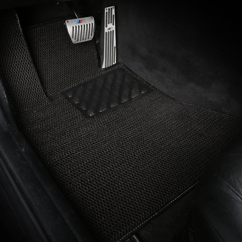 Custom car floor mats car styling for Volkswagen All Models passat b5 6 polo golf tiguan jetta touran touareg floor mat