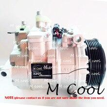 High Quality Brand New Ac Compressor For Car Mercedes-Benz G500 SLK300 G55 E320 C240 ML320 2.6L 3.2L 5.0L 2002-2011